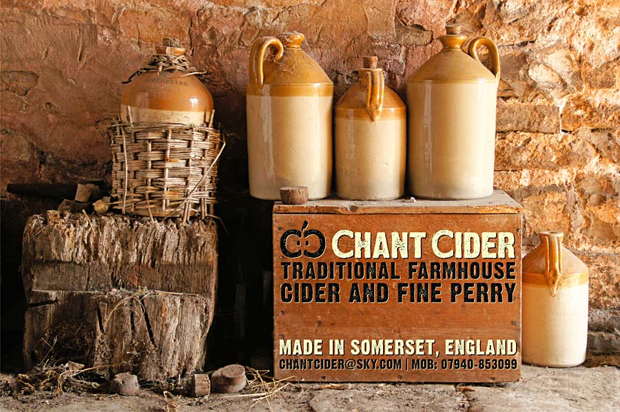 Chant Cider contact details